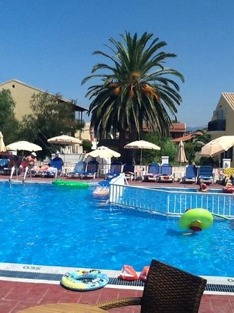 Alkyon Hotel: Alkion Pool