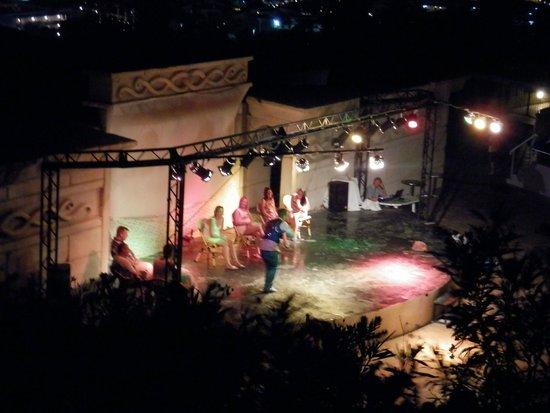 Kipriotis Aqualand : Amphitheatre
