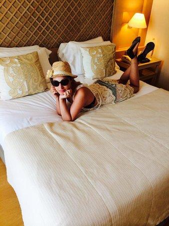 Hotel Las Arenas Balneario Resort: Our Room :)