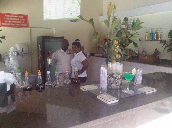 BelleVue Dominican Bay: Friendly people!!!!