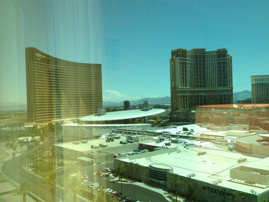 Trump International Hotel Las Vegas: View from room