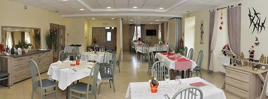hotel restaurant La Croisee des Chemins