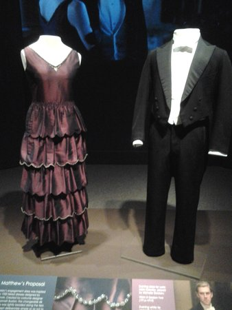 Winterthur Museum, Garden & Library: Downton Abbey costumes