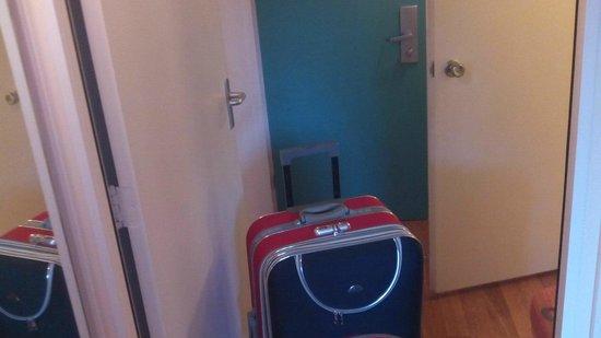 Hotel Ibis Schiphol Amsterdam Airport: horroroso