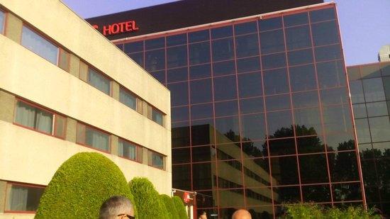 Hotel Ibis Schiphol Amsterdam Airport : horroroso