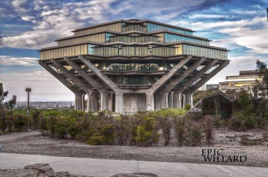 University of California San Diego: Geisel