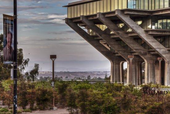 University of California San Diego: Geisel View