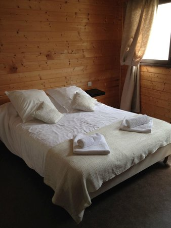 Hotel L'Islande : la chambre