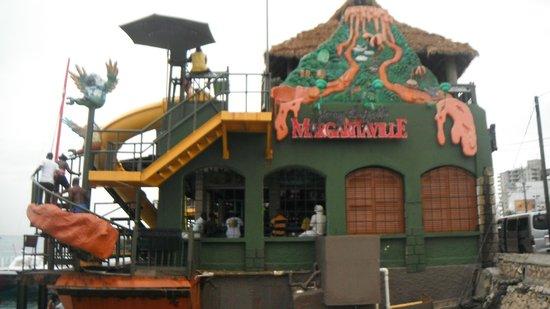Sandals Inn: Margaritaville by Jimmy Buffet