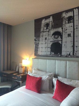 TRYP Lisboa Aeroporto Hotel: Chambre double