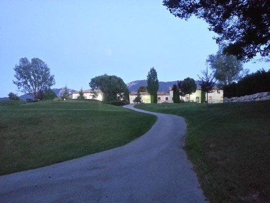 Le Chateau de Taulane: wunderschön....