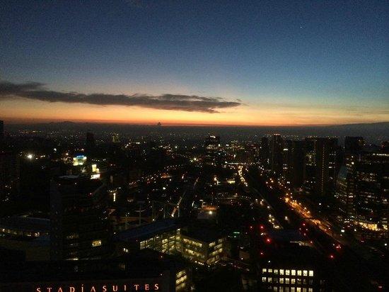 InterContinental Presidente Santa Fe: El amanecer después del temblor