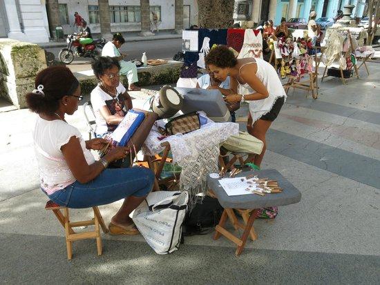 Old Havana: Life in Cuba