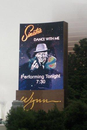 Wynn Las Vegas: Dance with me show