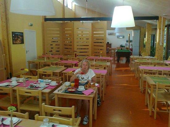 Hotel Le Marintan : Breakfast room