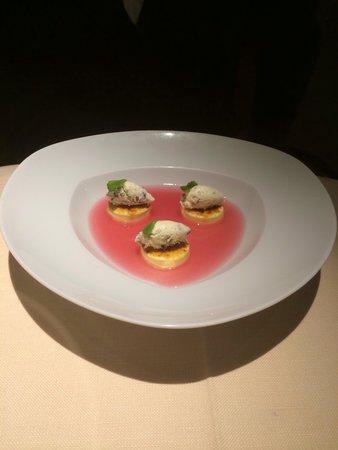 Il Ridotto : Delicious dessert!