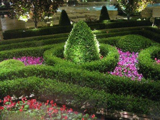 Wynn Las Vegas: Landscape garden