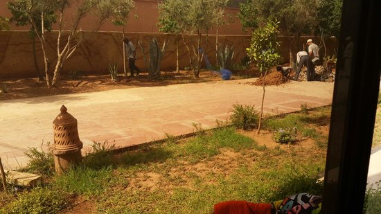 LABRANDA Aqua Fun Club marrakech: Vue de ma chambre