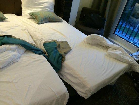 Motel One Berlin-Hackescher Markt: Bett