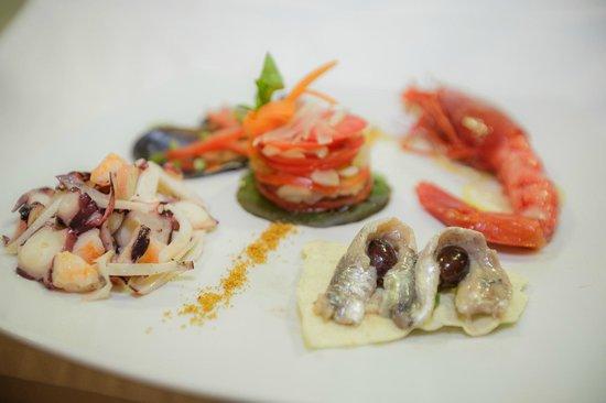 Aragona Cucina Italiana: DELICACIES FROM THE SEA