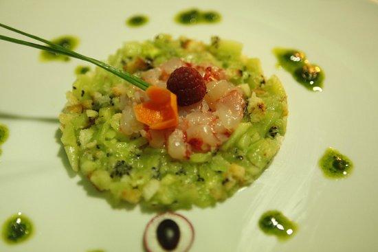 Aragona Cucina Italiana: KING PRAWNS TARTARE