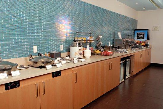 SpringHill Suites Quakertown: Breakfast Buffet
