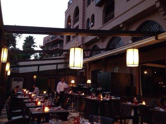 La table du march marrakech picture of la table du - Restaurant la table du grand marche tours ...