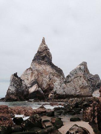 Cabo da Roca: You can climb up if you want