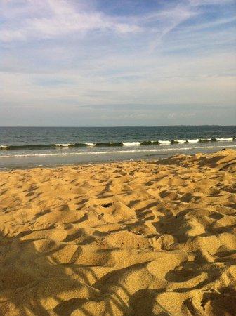 Old Orchard Beach: Le sable