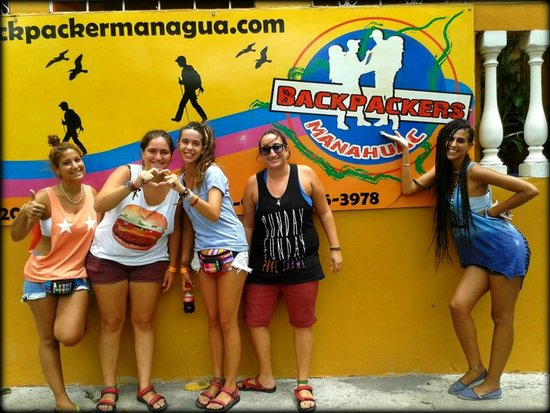 Backpackers Manahuac: Backpackers.