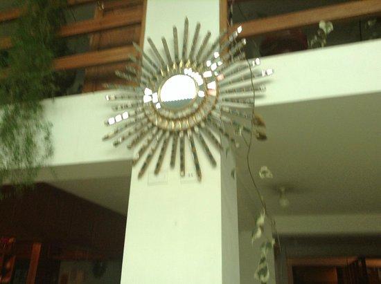Hotel Pachacuteq: Sala