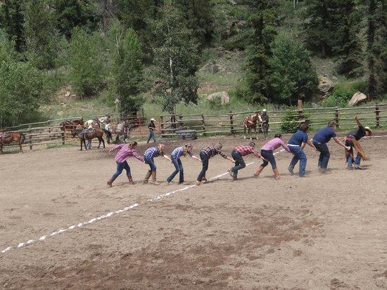 Tumbling River Ranch: teen rodeo