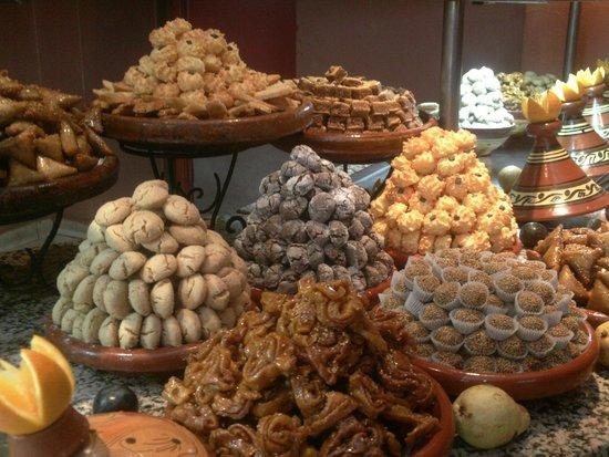 Club Marmara Madina : Buffet dessert