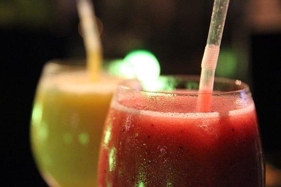 The Globetrotter: Grymma drinkar...