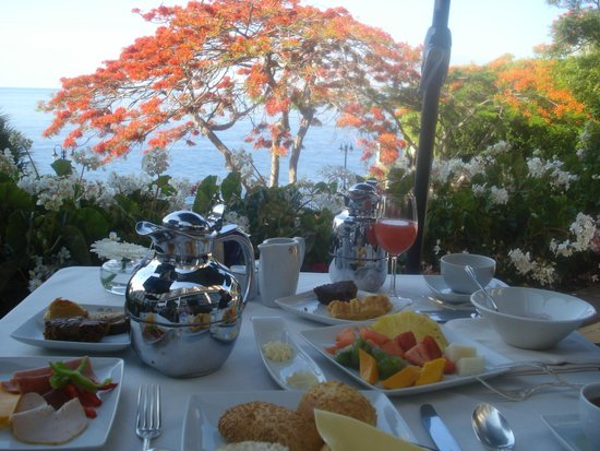 Hotel The Cliff Bay: Breakfast