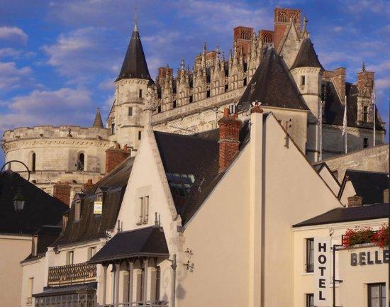 Le Choiseul : Chateau d'Amboise