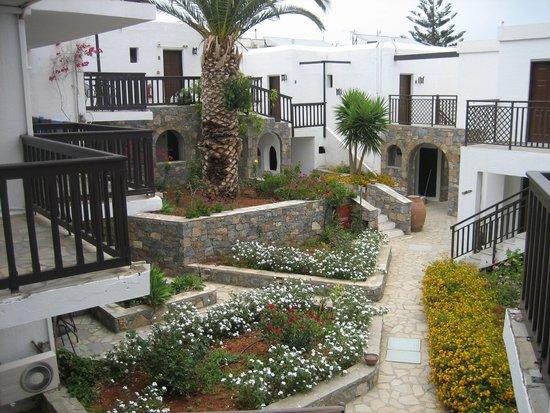 Hersonissos Maris Hotel and Suites : anciens bungalow