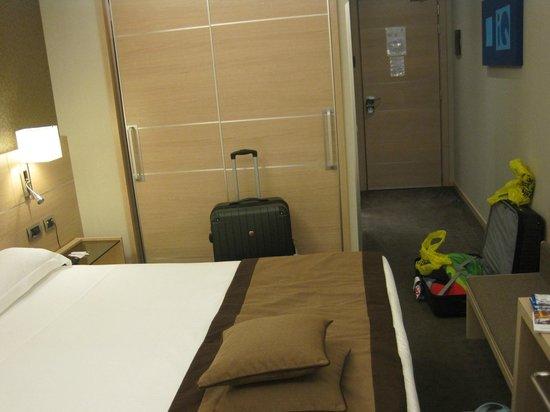 iQ Hotel Roma: double room
