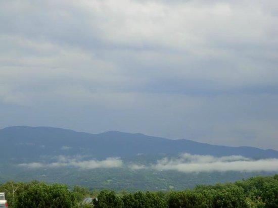 Trapp Family Lodge: Mountain Views