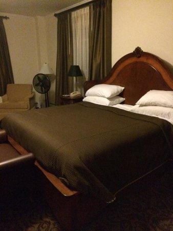Stanley Hotel: Bed Room