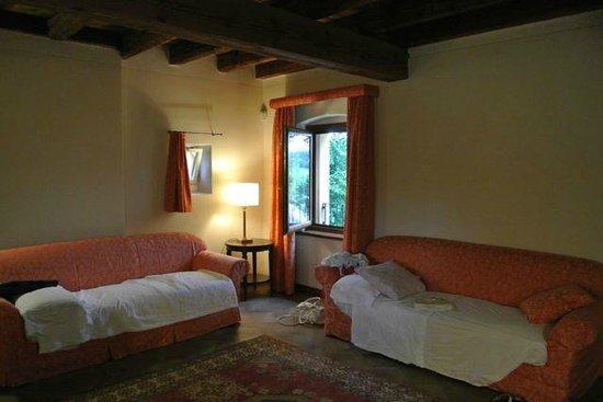 Relais Corte Cavalli: kamer 101 begane grond