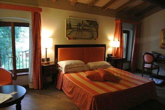 Relais Corte Cavalli: kamer 101 (verdieping)