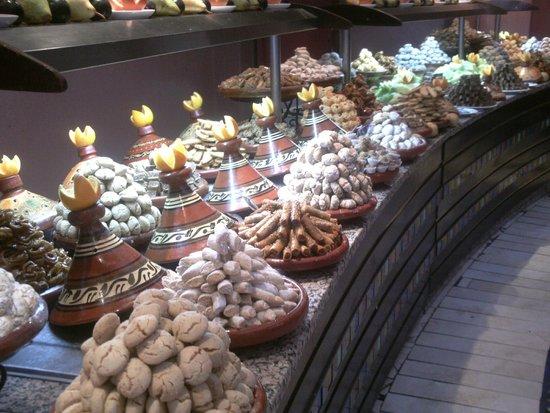 Club Marmara Madina : Buffet de dessert