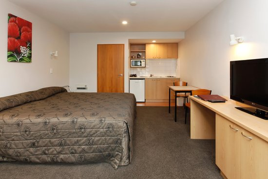 ASURE 306 On Riccarton Motel : standard studio