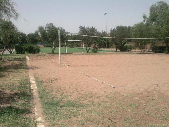 Club Marmara Madina : Terrain de Beach Volley