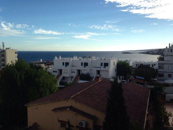 Hotel Mirablau: Vista al mar