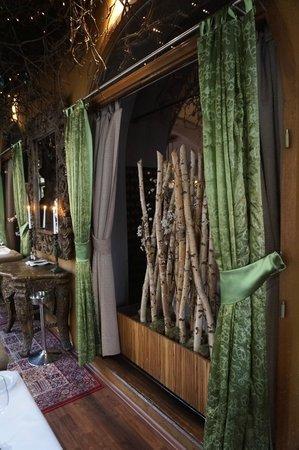 Kampa Park Restaurant: Interior