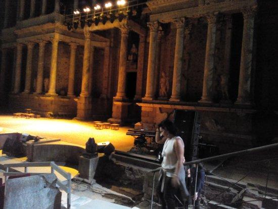 Anfiteatro Romano de Merida: Antes de eme