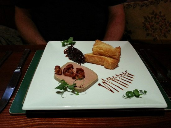 The George and Dragon Inn Restaurant: Pate