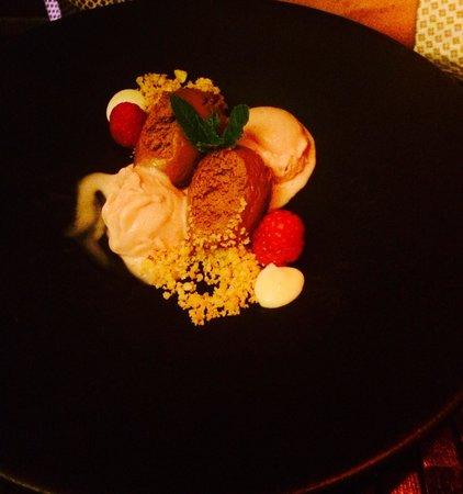 Toi et Moi : Chocolademousse met cuberdonijs